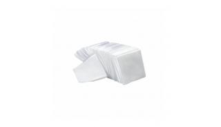 Салфетки одноразовые нетканые для маникюра, 5Х5 см