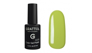 Гель-лак Grattol Color Gel Polish Grass - №106