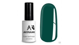 Akinami Color Gel Polish Lush Meadow - №101