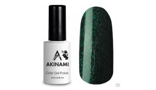 Akinami Color Gel Polish Cosmo Emerald - №131