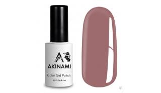 Akinami Color Gel Polish Dusty Rose - №041