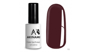 Akinami Color Gel Polish Grape - №044