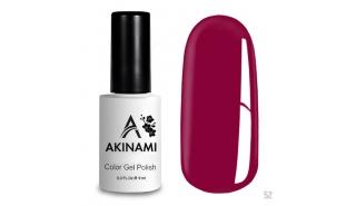 Akinami Color Gel Polish Amaranth Pearl - №53