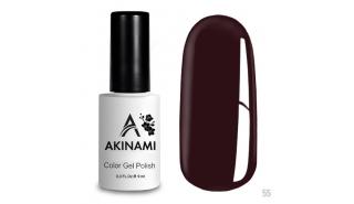 Akinami Color Gel Polish Cherry - №55