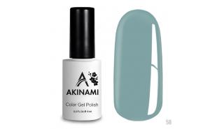 Akinami Color Gel Polish Limpet Shell - №58