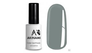 Akinami Color Gel Polish Ash Blue - №060