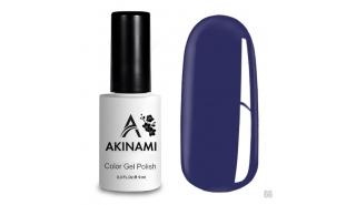 Akinami Color Gel Polish Dark Lilac - №66