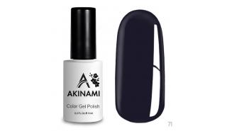 Akinami Color Gel Polish Royal Purple - №71