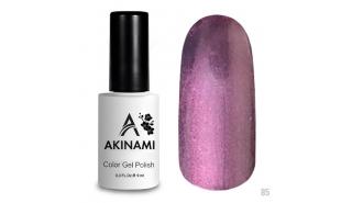 Akinami Color Gel Polish Purple Pearl - №85