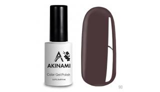 Akinami Color Gel Polish Mokko - №90