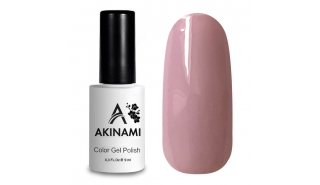 Akinami Color Gel Polish Pink Mist - №134