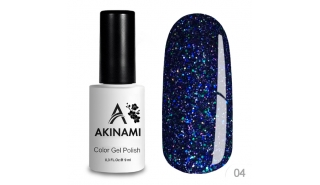 Akinami Color Gel Polish Disko 04