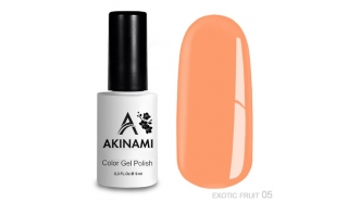 Akinami Color Gel Polish - Exotic Fruit - 05
