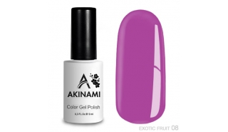Akinami Color Gel Polish - Exotic Fruit - 08