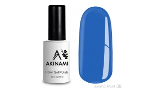 Akinami Color Gel Polish - Exotic Fruit - 09