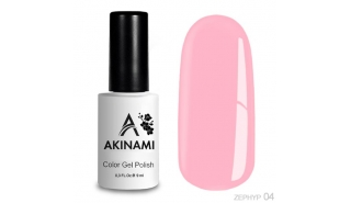 Akinami Color Gel Polish - Zephyr - 04