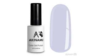 Akinami Color Gel Polish - Zephyr - 05