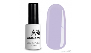 Akinami Color Gel Polish - Zephyr - 06