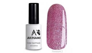 Akinami Color Gel Polish Fireworks - 02