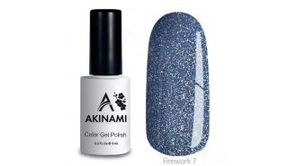 Akinami Color Gel Polish Fireworks - 07