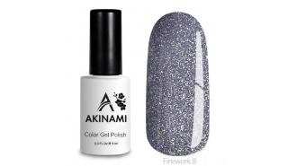 Akinami Color Gel Polish Fireworks - 08