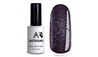 Akinami Color Gel Polish Fireworks - 11