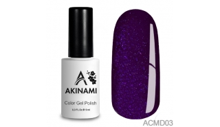 Akinami Color Gel Polish Magic Dance - 03