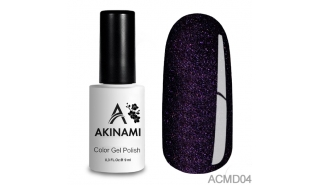 Akinami Color Gel Polish Magic Dance - 04
