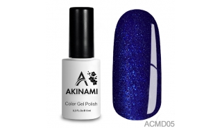 Akinami Color Gel Polish Magic Dance - 05