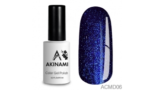 Akinami Color Gel Polish Magic Dance - 06