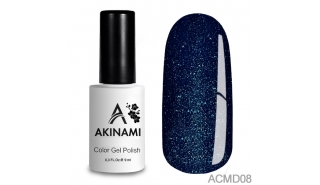 Akinami Color Gel Polish Magic Dance - 08
