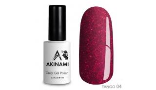 Akinami Color Gel Polish Tango - 04, 9 ml