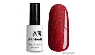 Akinami Color Gel Polish Tango - 05, 9 ml