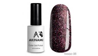Akinami Color Gel Polish Tango - 06, 9 ml