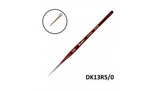 Кисть Roubloff круглая из волоса колонка №5 DK13R-5/0