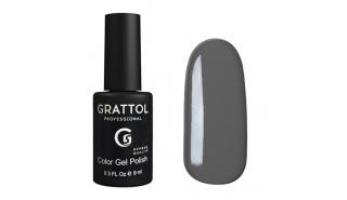 Гель-лак Grattol Color Gel Polish Grey - №18