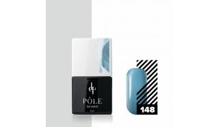 Гель-лак POLE  №148 - арабский голубой, 8 мл.