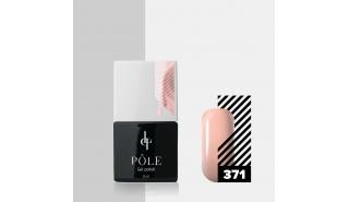 Цветной гель-лак POLE №371 - ванильный пуддинг, 8 мл