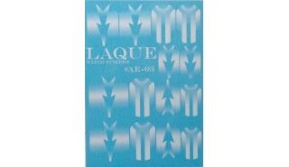 Слайдер для арт-дизайна Laque № AE-03 White
