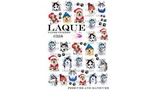 Слайдер для арт-дизайна Laque № 318