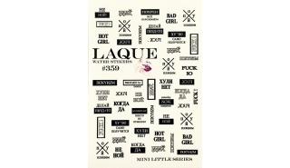 Слайдер для арт-дизайна Laque № 359