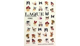 Слайдер для арт-дизайна Laque № 361