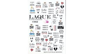 Слайдер для арт-дизайна Laque № 362