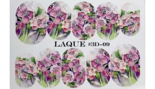 Слайдер для арт-дизайна Laque 3D-09