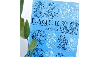 Слайдер для арт-дизайна Laque № AE-39