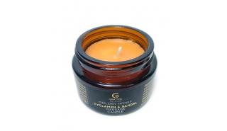 Grattol Premium  Massage Candle - массажная свеча с ароматом Сyclamen & Sandal (Цикламен и Сандал), 30ml