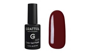 Гель-лак Grattol Color Gel Polish Red Brown - №23