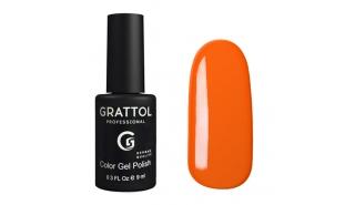 Гель-лак Grattol Color Gel Polish Orange Red - №29