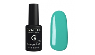 Гель-лак Grattol Color Gel Polish Light Turquoise - №61