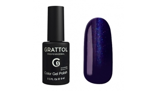 Гель-лак Grattol Color Gel Polish Bilberry - №87